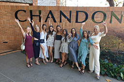 21st Birthday at Chandon Yarra Valley