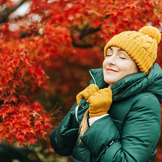 Out in the Autumn gardens